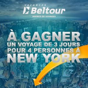 Concours Facebook #1 – Vacances Beltour