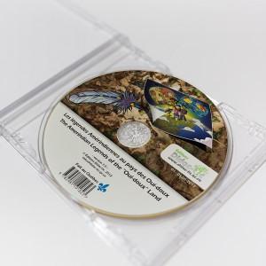 CD-ROM – Les Légendes Amérindiennes au pays des Oui-Doux