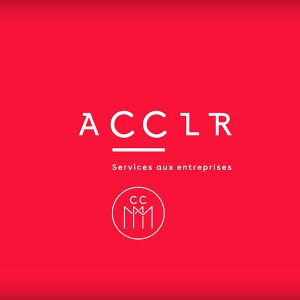 Gabarit habillage vidéo – ACCLR