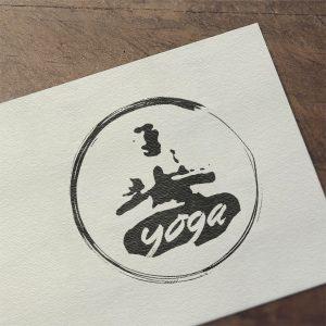 Prototype de logo – Yoga